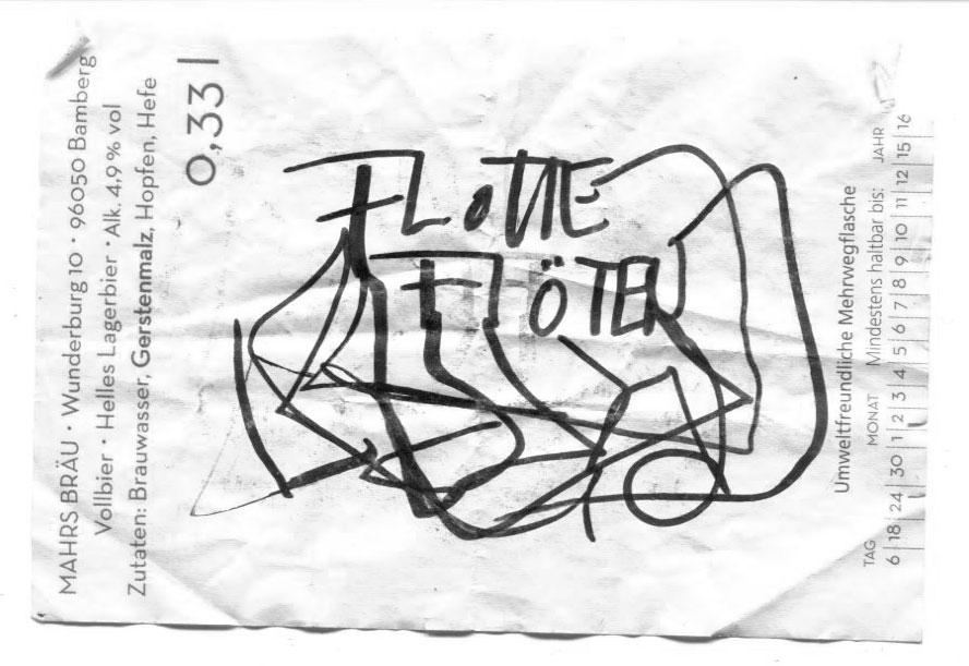 Design by T.Bösl Flöte