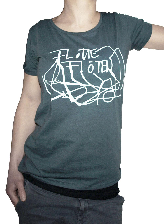 T-Shirt-Flotte-Floeten
